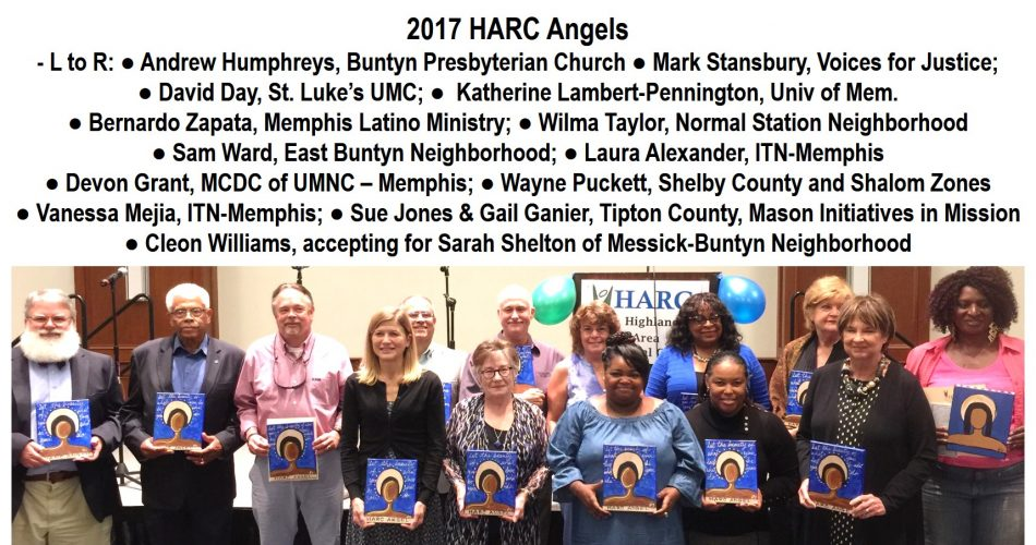 1 +A HARC Angels 2017